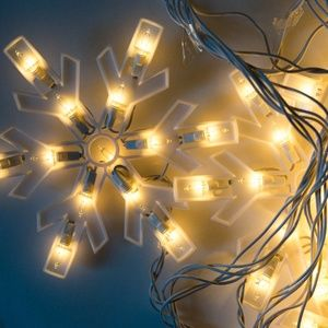 Other - Snowflake Lights